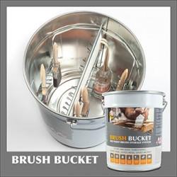 Brush Mate Brush Bucket