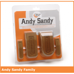 Brush Mate Andy Sandy Family