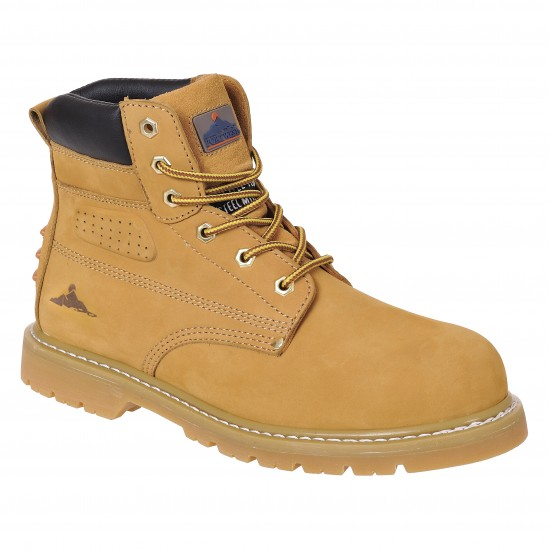 Welted Plus Boot