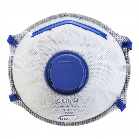 FFP2 Carbon Respirator (Pk10)