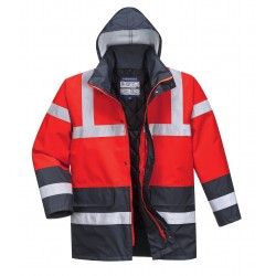 Contrast Traffic Jacket