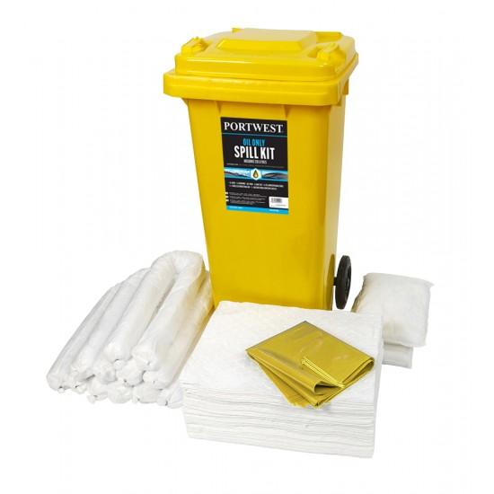 Spill Kit  Oil Only 120L
